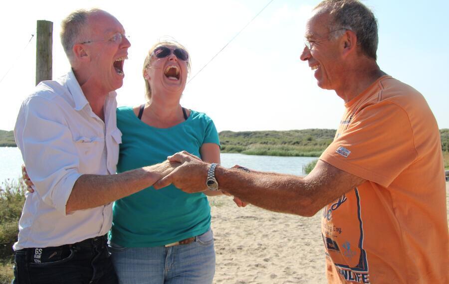 teamrollen in het zonnetje laatste man Rinus Israel teamrollentest - blog - Schateiland