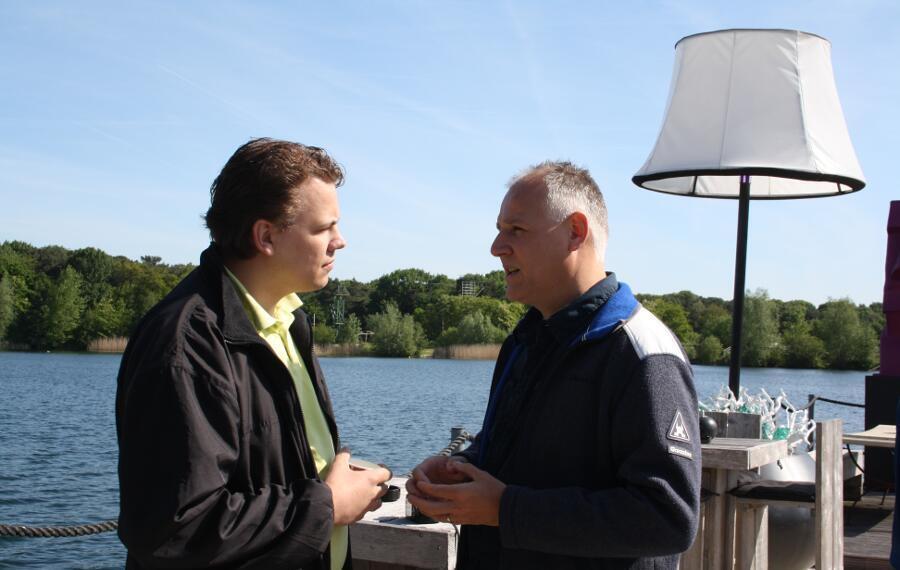 teamrollen in het zonnetje verdediger Jaap Stam teamrollentest - blog - Schateiland