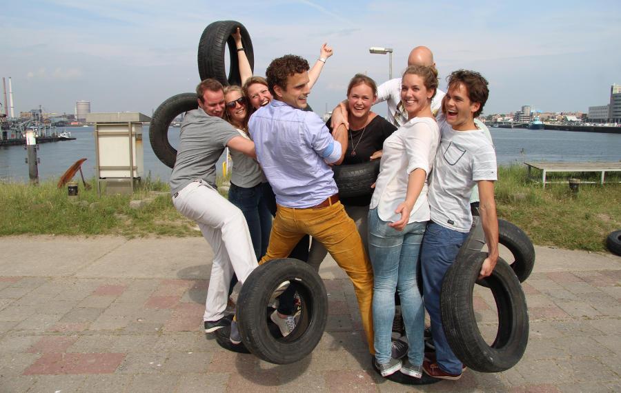 teamrollen in het zonnetje: vleugelspits Arjan Robben - teamrollentest - blog - schateiland