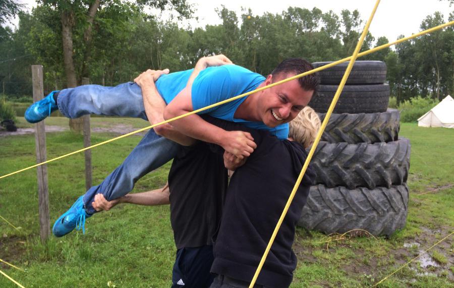 teamrollen in het zonnetje: spits Marco van Basten - teamrollentest - blog - schateiland