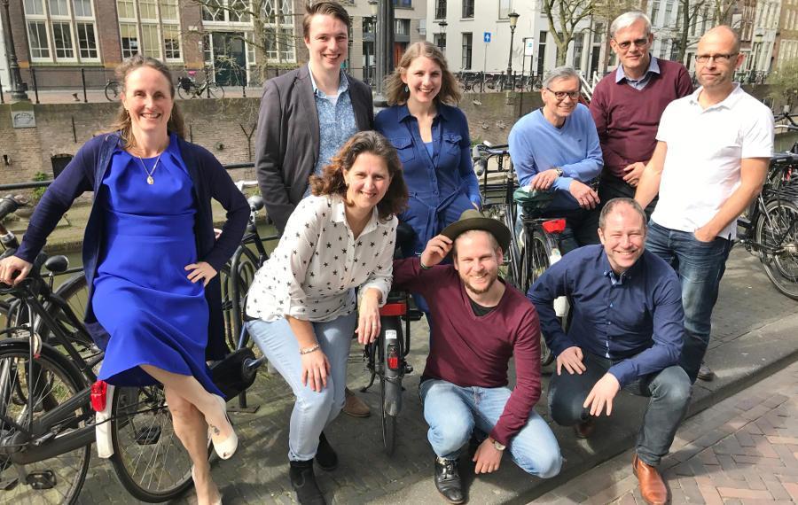 or-training Amsterdam WOR-cursus Schateiland