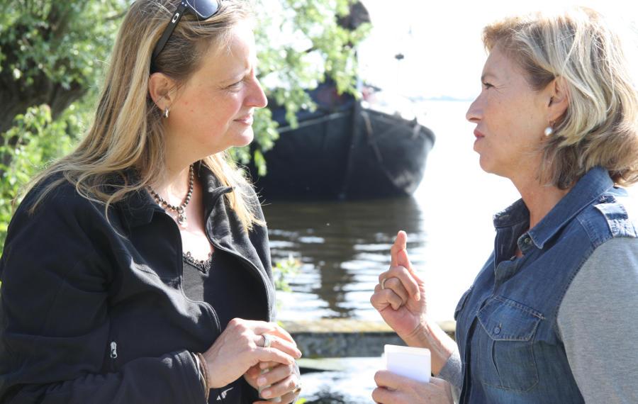 or-training Delft OR-cursus effectief communiceren en vergaderen in de OR Schateiland
