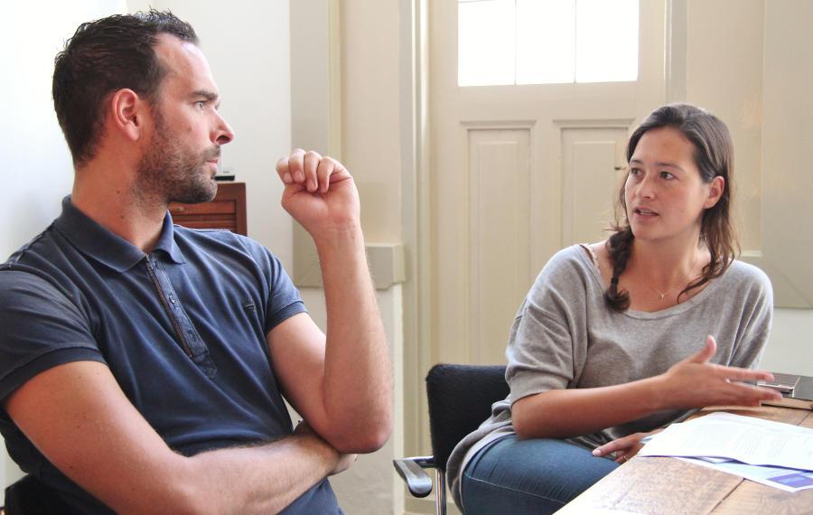 or-training Gelderland Arnhem OR-cursus communiceren met de achterban Schateiland
