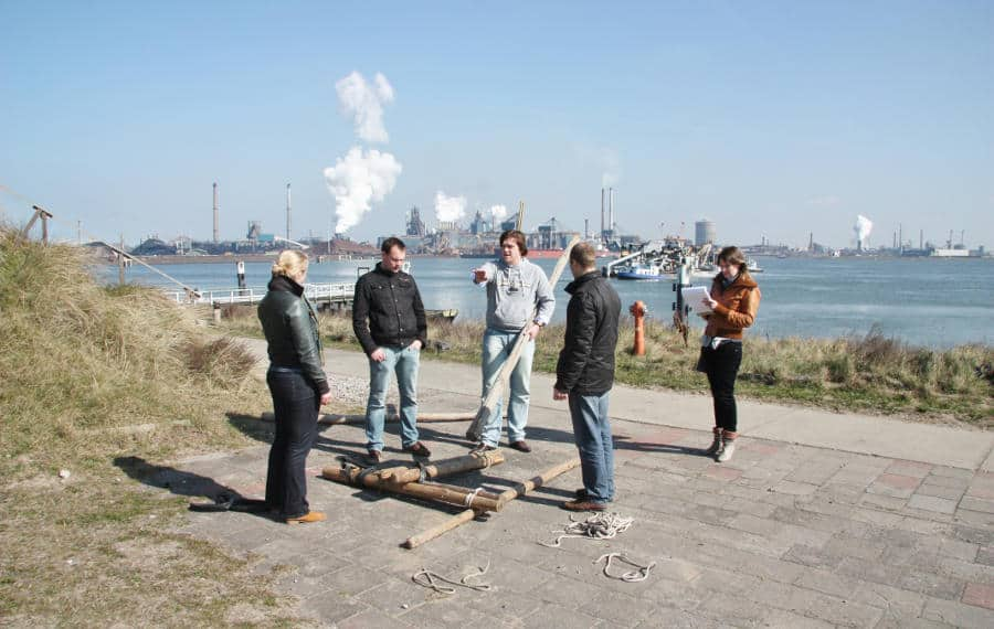 OR-training en cursus Schateiland